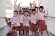 Niños de la Inclusive School