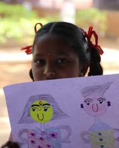 Center for Speech & Hearing Impaired Children de Bukkaraya Samudram, en Anantapur, India)
