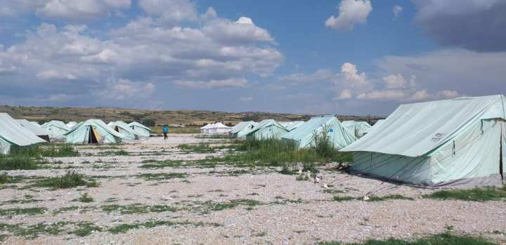 Nea Kavala Camp